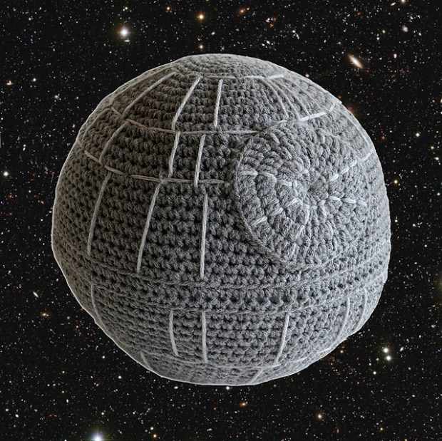Death Star by Patricia Castillo
