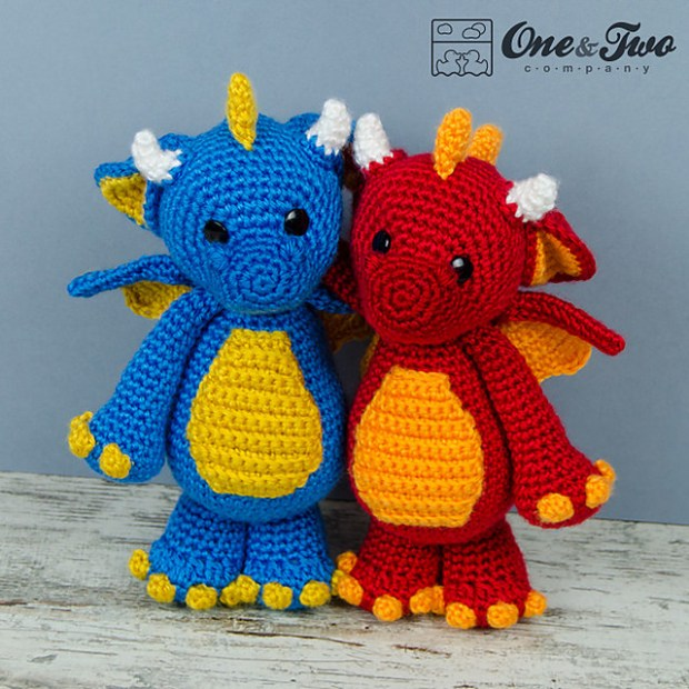 Felix the Baby Dragon by One and Two Company