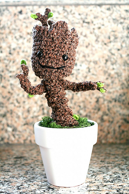 Baby Groot by Twinkie Chan