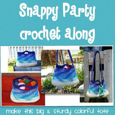 snappy tots Let's Crochet Together