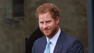 Prince Harry has made an undisclosed donation to help Brazilian children watch the Paralympic Games. I-images
