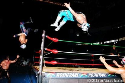 photo by Alexis Salazar/CMLL