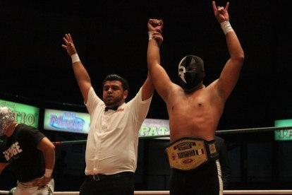 Star Black, new champion