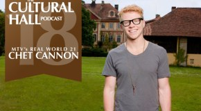 The Cultural Hall Ep.18/Chet Cannon