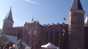 Provo City Center Temple Groundbreaking
