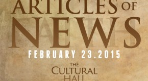 Articles of News February 23rd