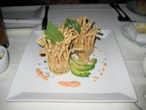 Tuna Tartare at Alan Wong's