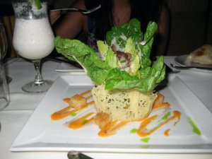 Caesar Salad at Alan Wong's