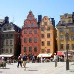 Interesting Building Stockholm