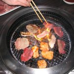 Japanese BBQ in Tokyo