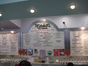 Mitchells Ice Cream