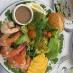 The Ivy Shrimp Salad