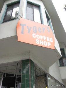 Tyger's Coffee Shop