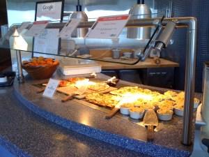 Google Cafe Pizza Bar