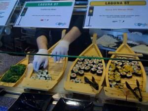 Google Cafe Sushi Bar