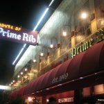House of Prime Rib Storefront