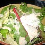 Ks Kitchen House Salad
