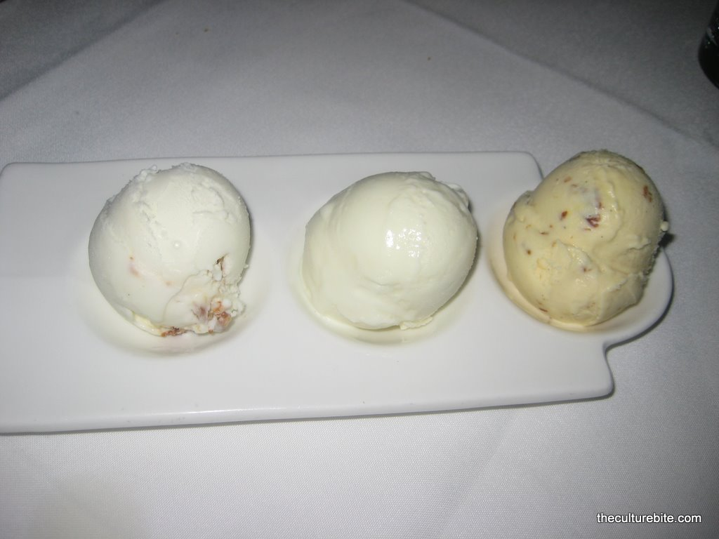 La Ciccia Ice Cream Platter