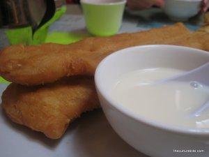 Taiwan Restaurant Doughnut and Soymilk