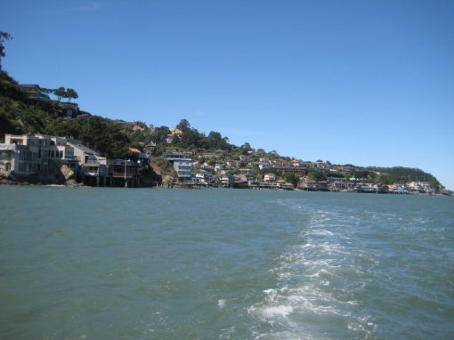 SF Bay Sailing Tiburon