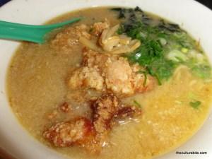 Katana-Ya Fried Chicken Ramen