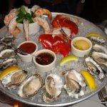 Press Seafood Platter
