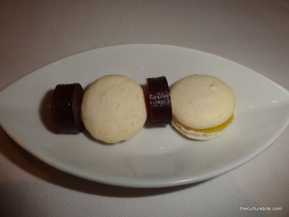Michael Mina Olive Oil Macaroons