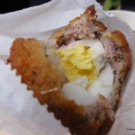 SF Street Food Fest Purple Hibuscus Scotch Egg
