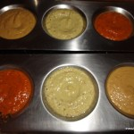Udupi Palace Sauces