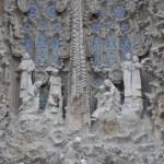 Barcelona Sagrada Familia Detail