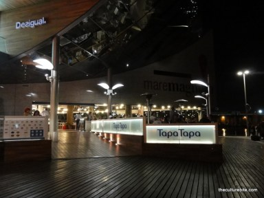 Barcelona Tapa Tapa Port Vell