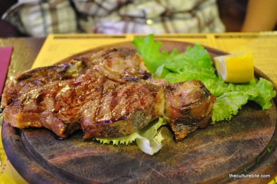 Rome Florence Steak