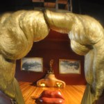 Barcelona Figueres Dali Museum Lady