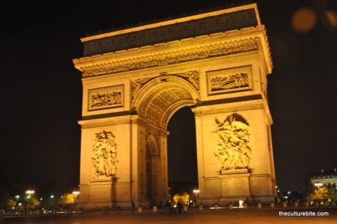 Paris Arc de Triomph