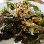 Armani Cafe Fig Salad
