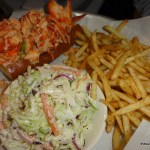 Sams Chowder House Lobster Roll