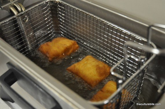 Sams Kitchen Beignets Fryer