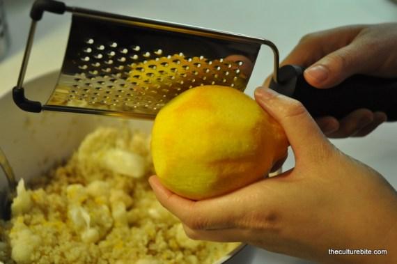 Quinoa Zest Lemon