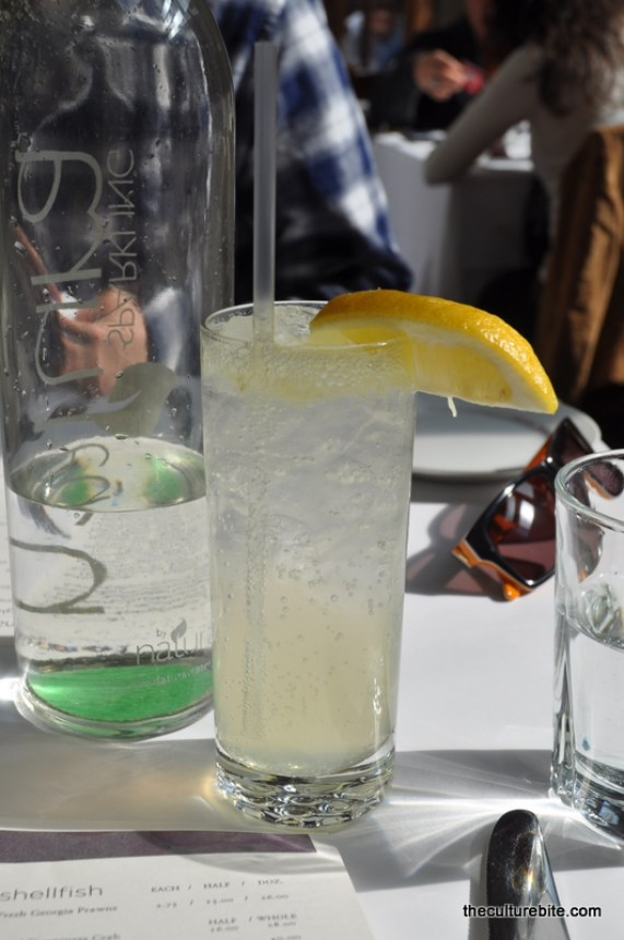 Foreign Cinema Lemonade