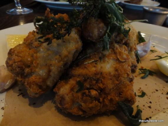 Wayfare Tavern Fried Chicken