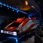 Star Tours - R2D2 and StarSpeeder 1000