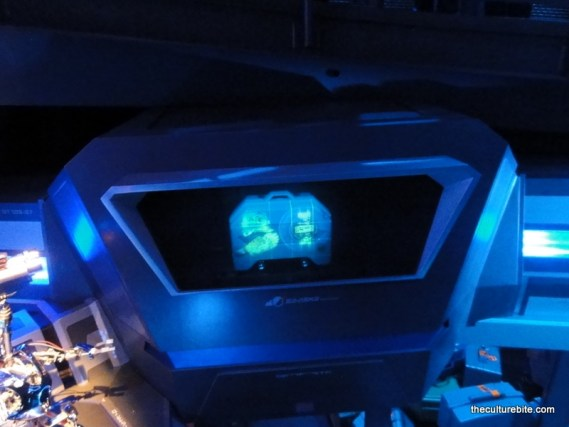 Star Tours - Baggage Scanner - X-Ray Bag