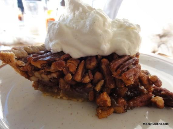 Criolla Pecan Pie