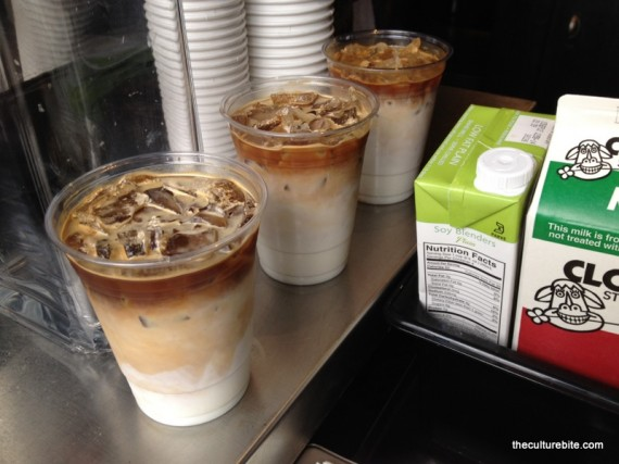 Special Xtra Coffees