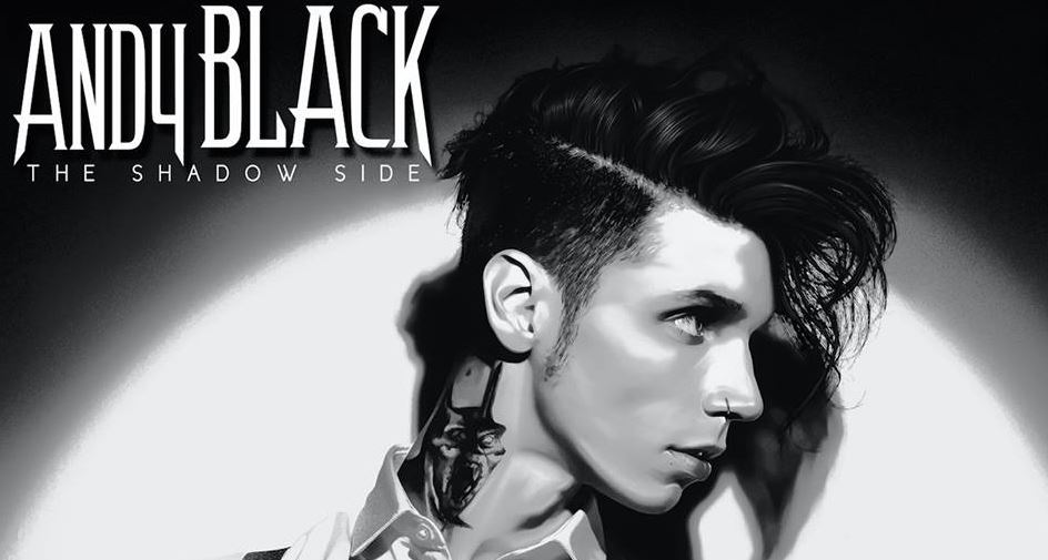 [Album Review] Andy Black - 'The Shadow Side'