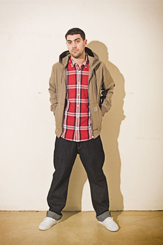 Active jacket,ss borden shirt, texas pant