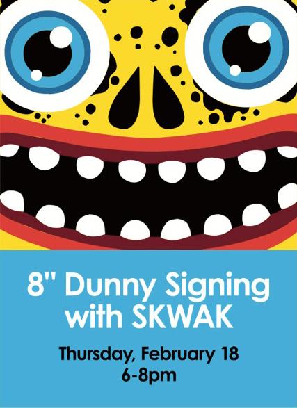 Skwak Event Poster