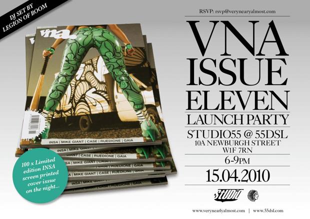 VNA 11 Launch