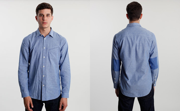 Folk-Printed-Shirt-Spotted-Chambray1