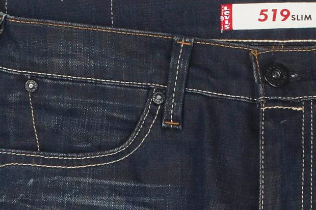 Levis-519-Skinny-Black-Drift-detail